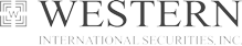 Western International Securities Logo